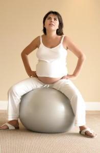 Pregnancy Posture